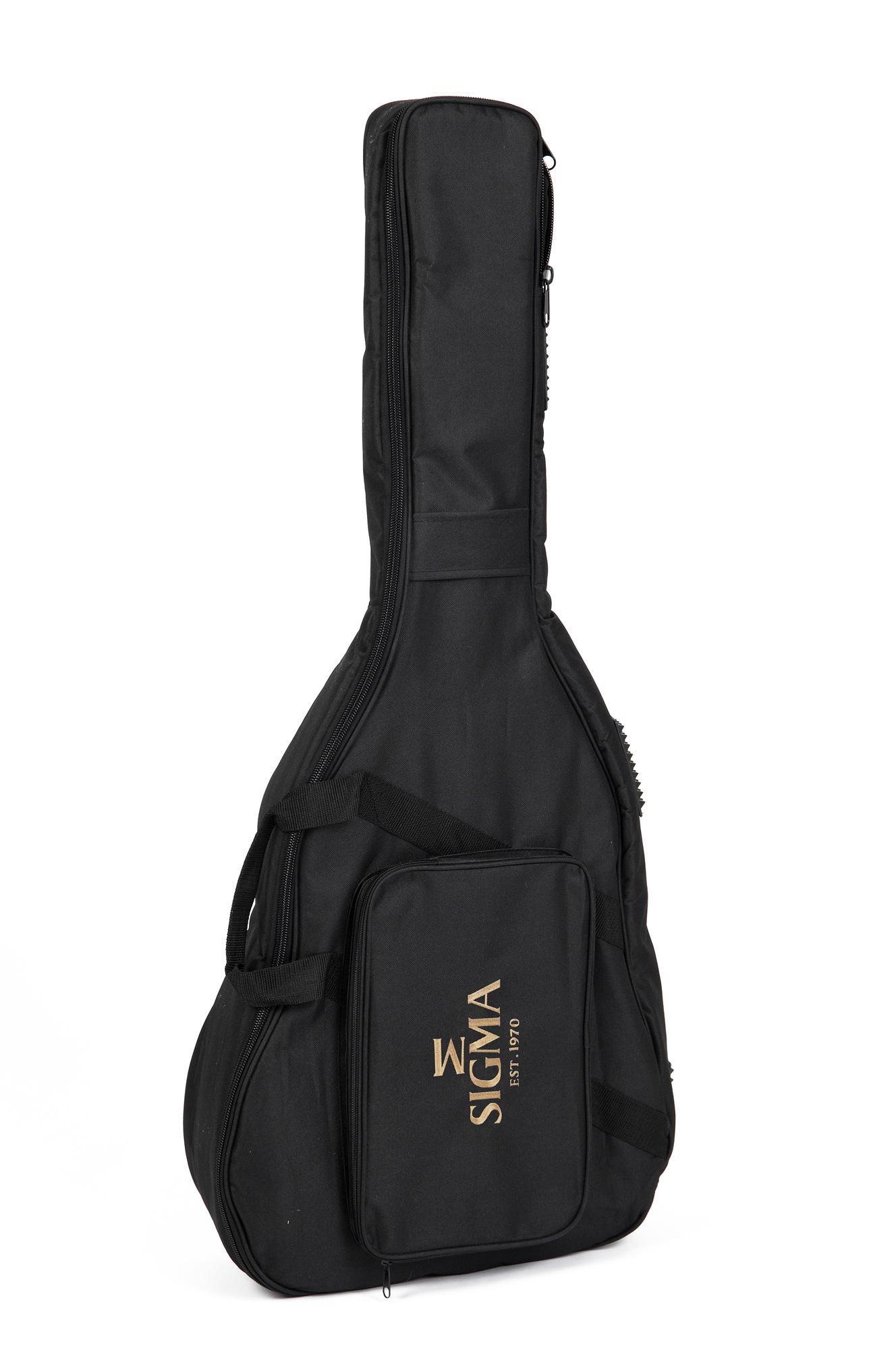 Sigma Guitars SB-D Gigbag Dreadnought//Jumbo Black