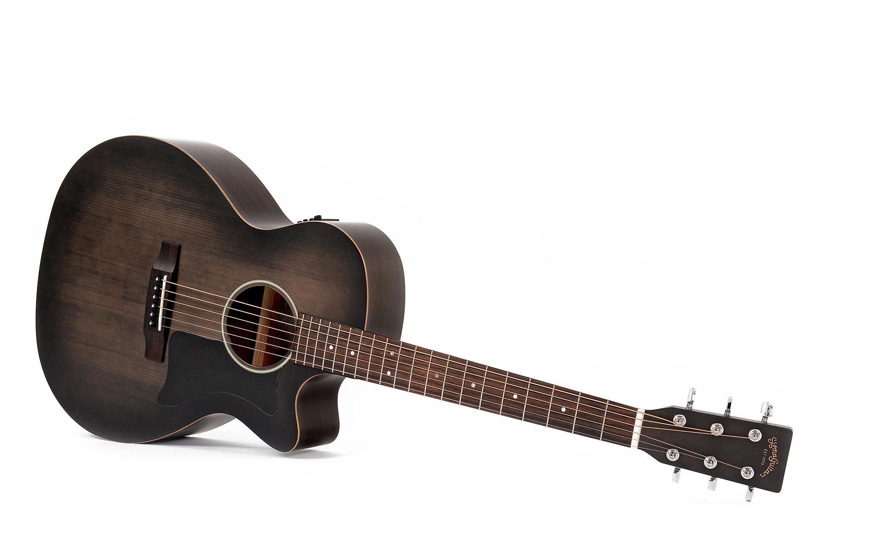 Gmc Dealers In Ma >> GMC-STE-BKB – Sigma Guitars